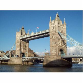 Tower Bridge England Photo Sculpture