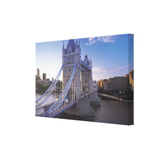 Tower Bridge in London Canvas Print
