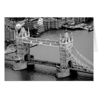 Tower Bridge in London Card