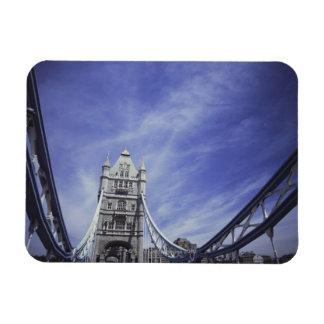 Tower Bridge in London, England 2 Rectangular Photo Magnet