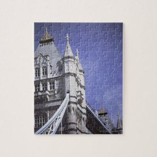 Tower Bridge in London, England Jigsaw Puzzle