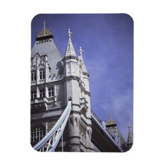 Tower Bridge in London, England Rectangle Magnet