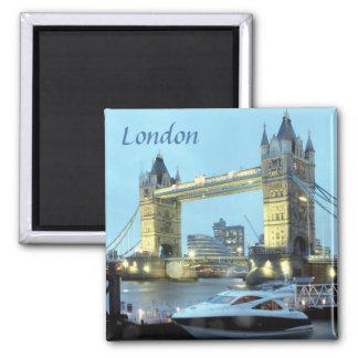 Tower Bridge in London England souvenir photo Magnet