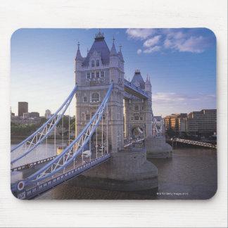 Tower Bridge in London Mouse Mat