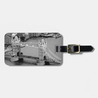 Tower Bridge in London Travel Bag Tags