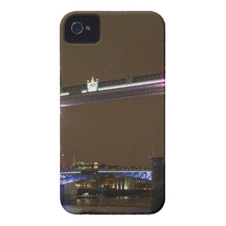 Tower Bridge in Princess pink iPhone 4 Cover