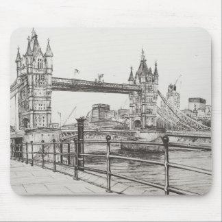 Tower Bridge London 2006 Mouse Pad