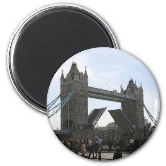 Tower Bridge - London 6 Cm Round Magnet