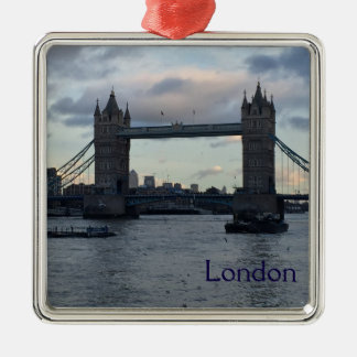 Tower Bridge, London Christmas Ornament