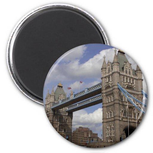 Tower Bridge- London, England Fridge Magnet