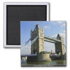 Tower Bridge, London, England Magnet