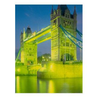 Tower Bridge London England Postcards