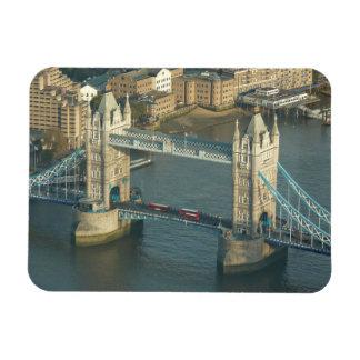 Tower Bridge, London Rectangular Photo Magnet