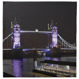 Tower Bridge, London Napkin