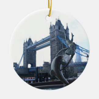Tower Bridge London Ornament