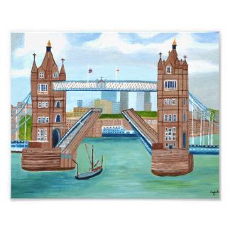 Tower Bridge London Photo Enlargement