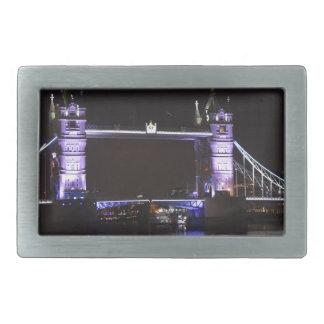 Tower Bridge, London Rectangular Belt Buckles