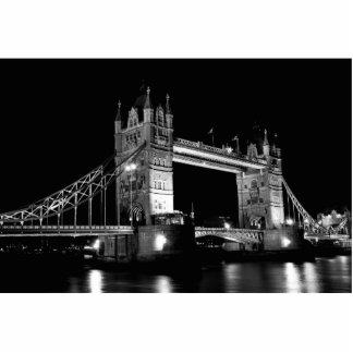 Tower Bridge London Standing Photo Sculpture