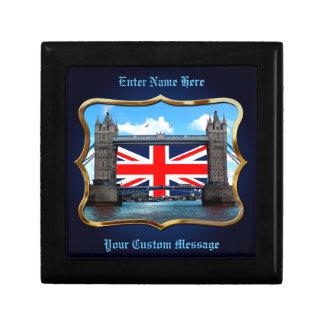 Tower Bridge - London, U.K. Gift Box