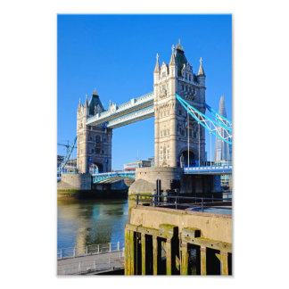 Tower Bridge London UK Print Photo Print