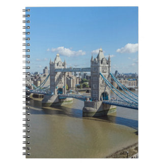 Tower Bridge notebook