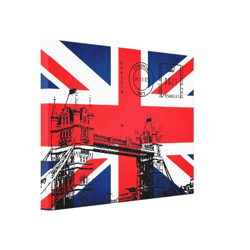 Tower Bridge of London Gallery Wrap Canvas