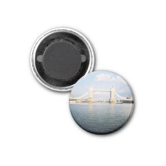 Tower Bridge of London Refrigerator Magnet