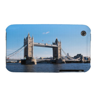 Tower Bridge on the Thames River iPhone 3 Covers