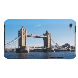 Tower Bridge on the Thames River iPod Touch Case-Mate Case