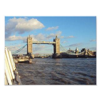Tower Bridge Photo Art