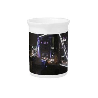 Tower Bridge Pitcher