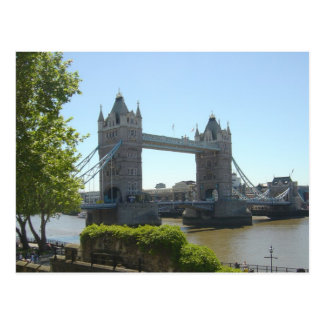 Tower Bridge Postcard