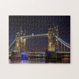 Tower Bridge Puzzles