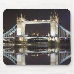 Tower Bridge Reflected Mousepad