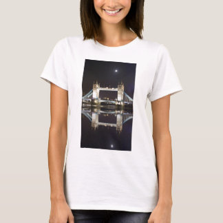Tower Bridge Reflected T-Shirt