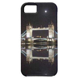 Tower Bridge Reflected Tough iPhone 5 Case