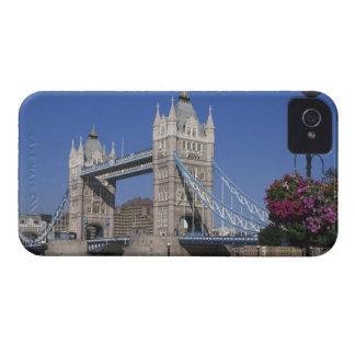 Tower Bridge, River Thames, London, England iPhone 4 Case-Mate Case
