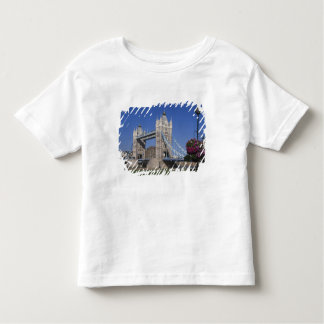 Tower Bridge, River Thames, London, England Toddler T-Shirt