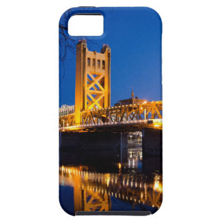 Tower Bridge - Sacramento, CA iPhone 5 Covers