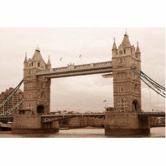 Tower Bridge Standing Photo Sculpture