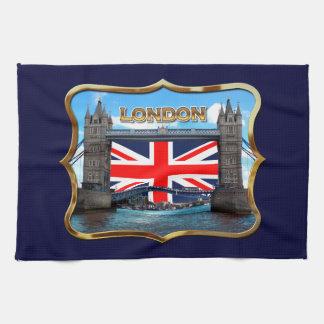 Tower Bridge Tea Towel