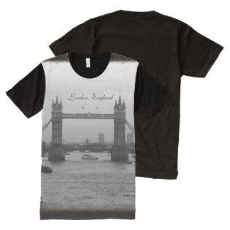 Tower Bridge tee All-Over Print T-Shirt