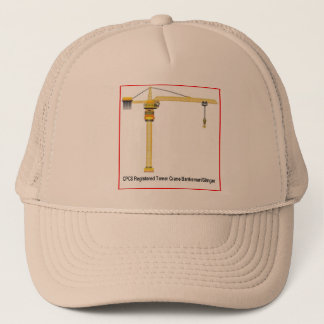 Tower Crane Banksman Hat