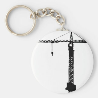 tower crane grue key ring