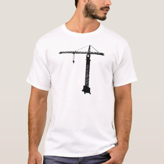 tower crane grue T-Shirt