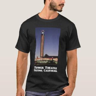 Tower, Fresno Dark T-Shirt