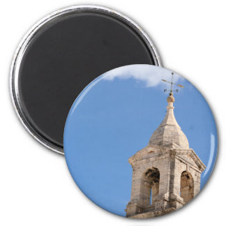 Tower in the Clouds magnet