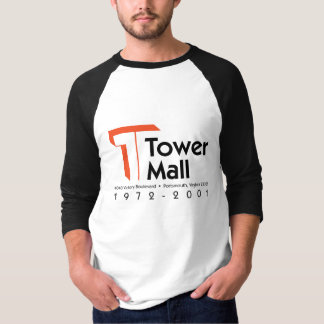 Tower Mall 1972-2001 Tees