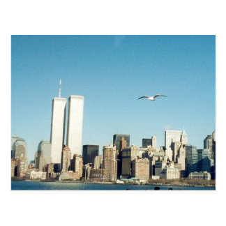 tower memories ny postcard