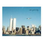 tower memories postcard